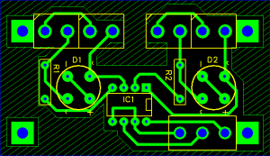 PCB - Blocksensor Reverse V1.0