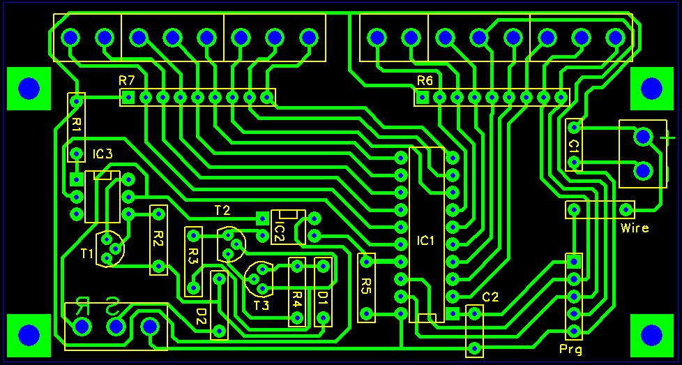 PCB - RS Feedback V1.1